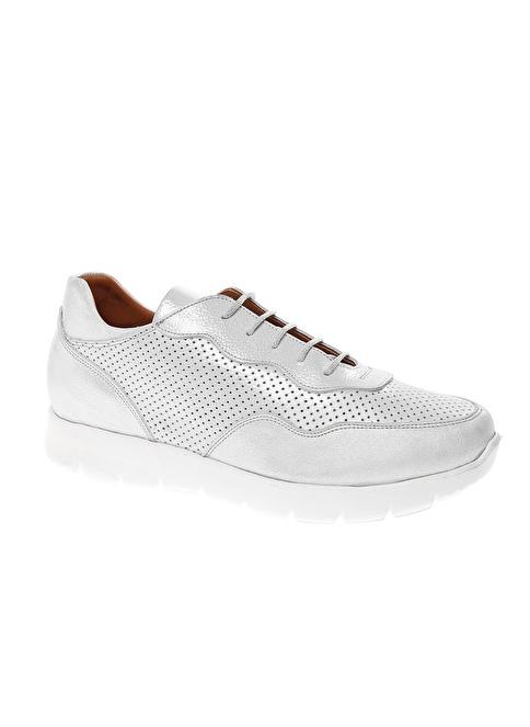 Giuseppe Mengoni Ayakkabı Beyaz